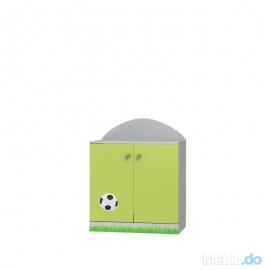 Szafka  FOOTBALL 2 drzwiowa...