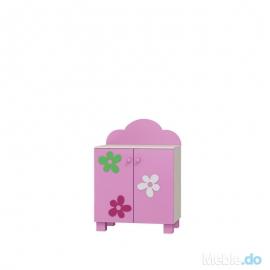 Szafka Flower 2 drzwiowa...