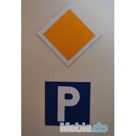 Znak drogowy - (kod: A-Zn)