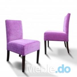 Styl Glamour Krzesło Proste...