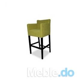 Hoker prosty wysoki fotelikowy