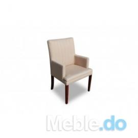 Fotel Toruń wąski 98 cm z...