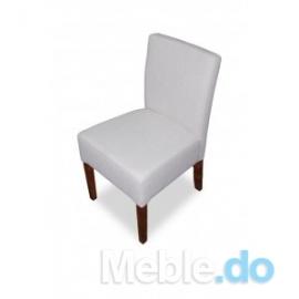 Krzesło niskie proste