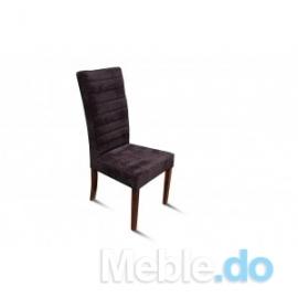 Krzesło wąskie wysokie z...
