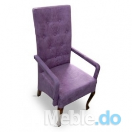 Krzesło skośne wysokie z...