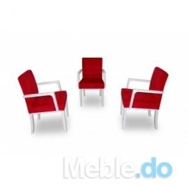 Krzesło breda z drewnianym...