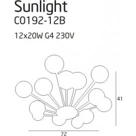 Sunlight 12 plafon