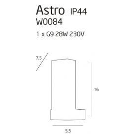 Astro IP44 kinkiet