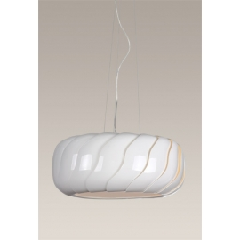 Lampa wisząca Solero 1 white