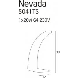 Nevada lampa biurkowa