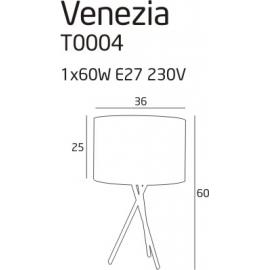 Venezia lampa biurkowa