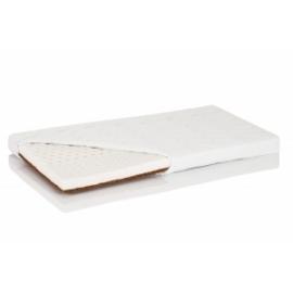 Materac lateksowo-kokosowy KRZYŚ 60x120 zpokrowiec Aegis