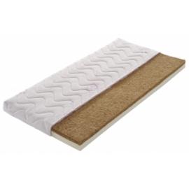 Materac lateksowo-kokosowy MINAKO pokrowiec 2421BC 60x120x7