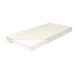 Materac lateksowy BABY 70x140 pokrowiec Medica