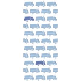 Tapeta Cars Ilowaz niebieska I
