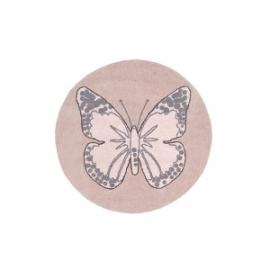 Dywan bawełniany Butterfly Nude