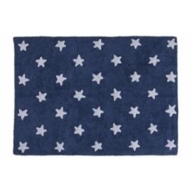Dywan bawełniany Marino Stars White