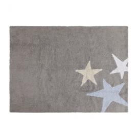 Dywan bawełniany Tres Estrellas blue