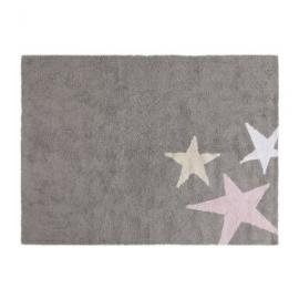 Dywan bawełniany Tres Estrellas Pink