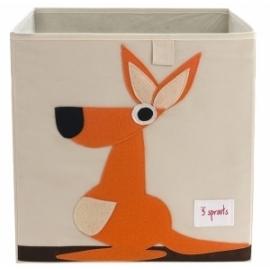 Pudełko na zabawki Kangurek