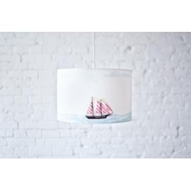 Lampa wisząca Okręt na morzu