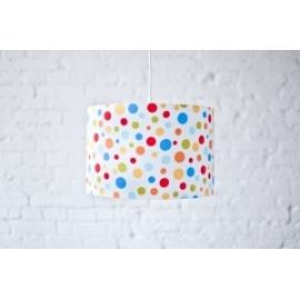 Lampa wisząca Kolorowe kropki