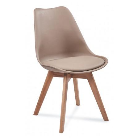 Krzesło FIORD beżowy