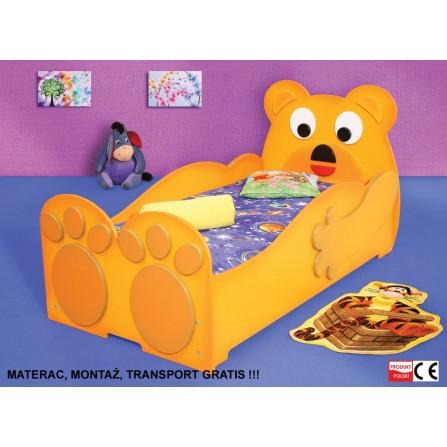 Łóżko dziecięce Miś