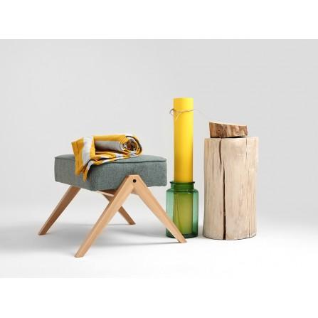 Fotel VINC podnóżek