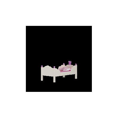Komfortowe łóżko PRINCESSA...