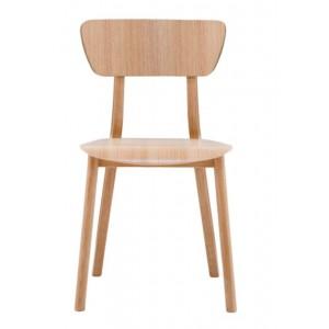Krzesło drewniane A-4231 LOF