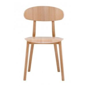 Krzesło drewniane A-4232 LOF