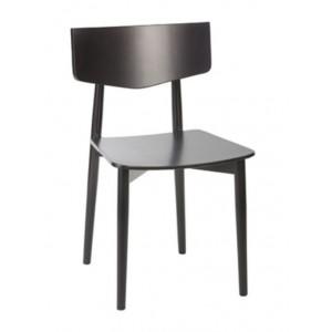 Krzesło drewniane A-4350 UVU