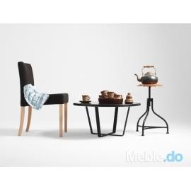 Krzesło Wilton Chair, noir...