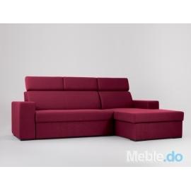 Sofa Atlantica P, fuksja