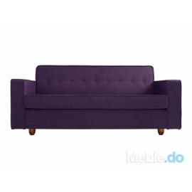 Sofa Zugo 2 os., fioletowy